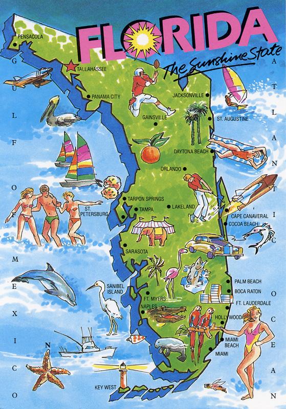Florida - Fun Cruise A...